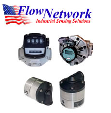 Positive Displacement Flow Meter