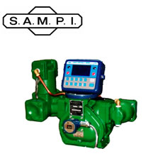 SAMPI Positive Displacement Flow Meters (SM-Series)