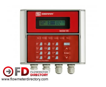 InnovaSonic®205i Clamp-On Ultrasonic Flow Meter