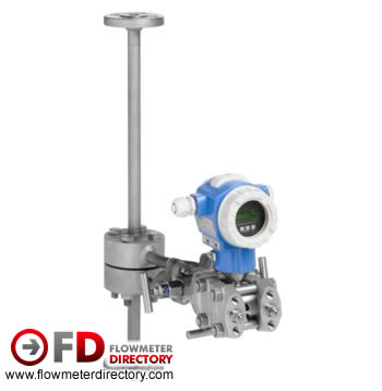 Differential pressure flow Deltatop DO65F
