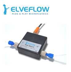 MICROFLUIDIC LOW-FLOW LIQUID FLOW METER