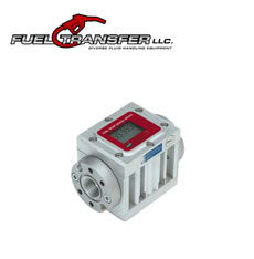 K600/4 DIGITAL DIESEL/OIL FLOW METER