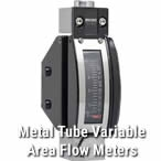 MT3750 Series Metal Tube Variable Area Flow Meters