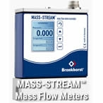 MASS-STREAM™ Series D-6300 Digital Direct Mass Flow Meters and Controllers for Gases