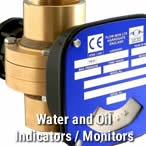 Water and Oil Indicators/Monitors
