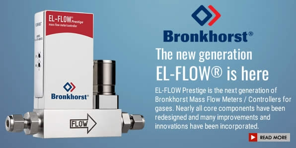 Bronkhorst® : EL-FLOW Select Mass Flow Controller